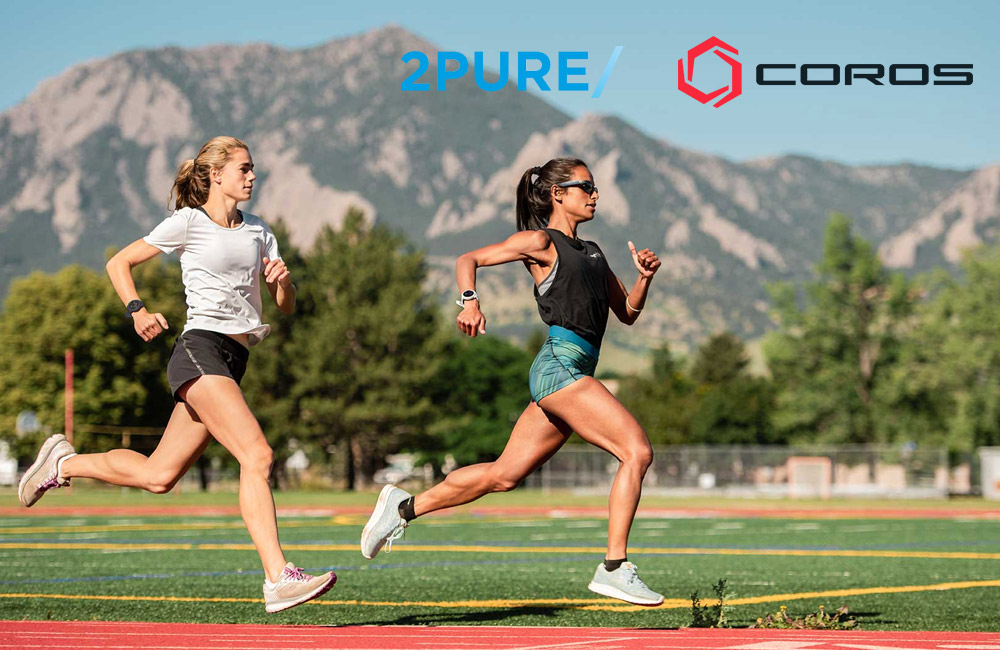 Coros wearables teams up with 2pure to lead brand & sales strategy in UK & Ireland