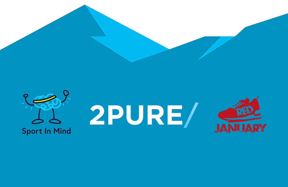 2pure raises over £10,000 for sport in mind through red January participation